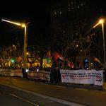 [CNT-Zaragoza] Crónica de la concentración en apoyo a los y las trabajadoras de AUZSA