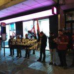 [CNT-Zaragoza] Piquete en Cash Converter en solidaridad con la compañera despdida