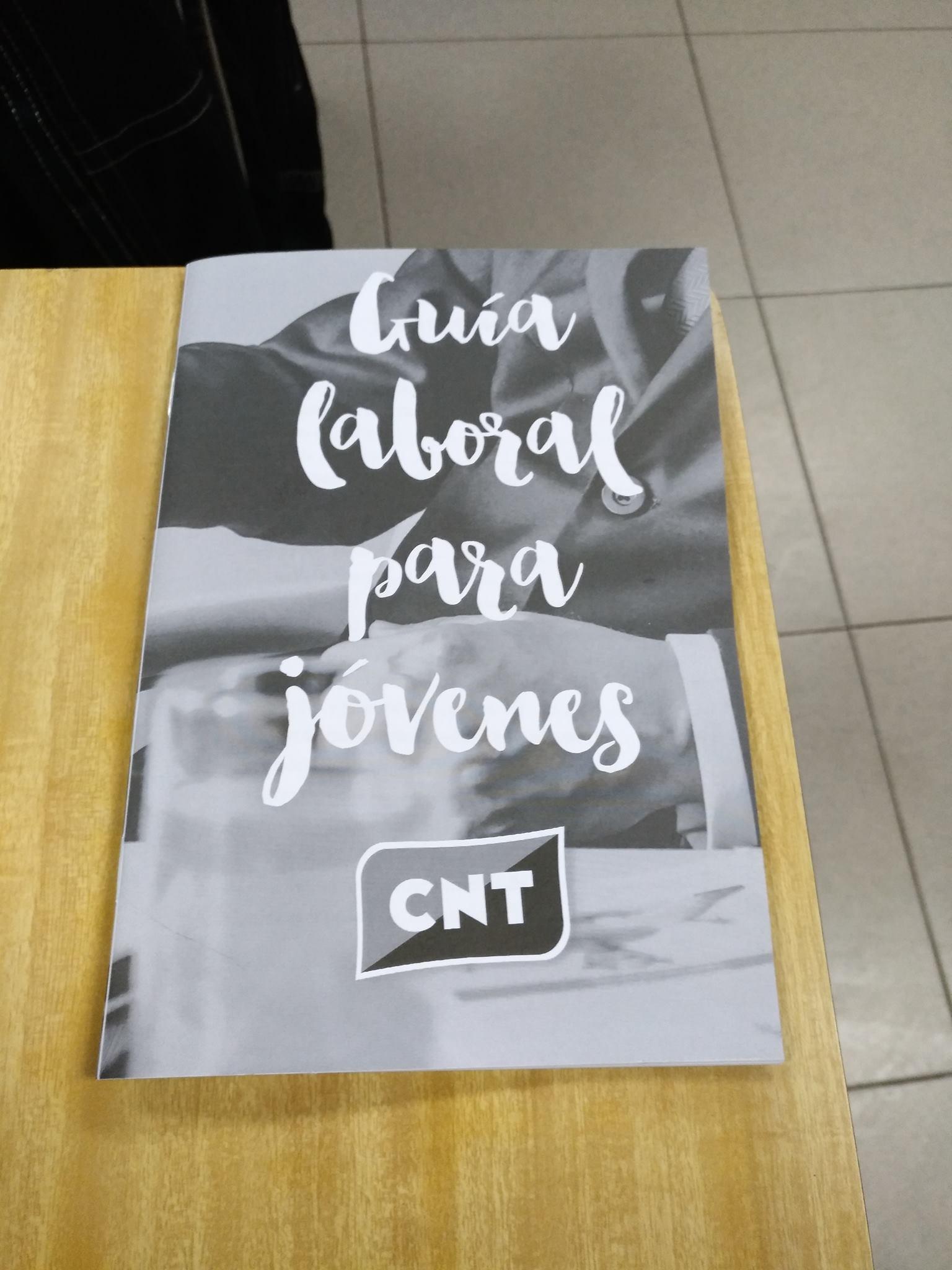 CNT_Jornadas_Formación_y_Empleo_Guía_Laboral