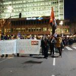 [CNT-Zaragoza] Crónica de la manifestación del Día de la Mujer Trabajadora