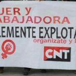[CNT-SALUD] Apoyo de la CNT al personal de limpieza del SALUD
