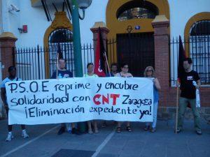 Concentración CNT-Sevilla