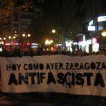 [CNT-Zaragoza] Grupos neonazis en los barrios y represión a antifascistas