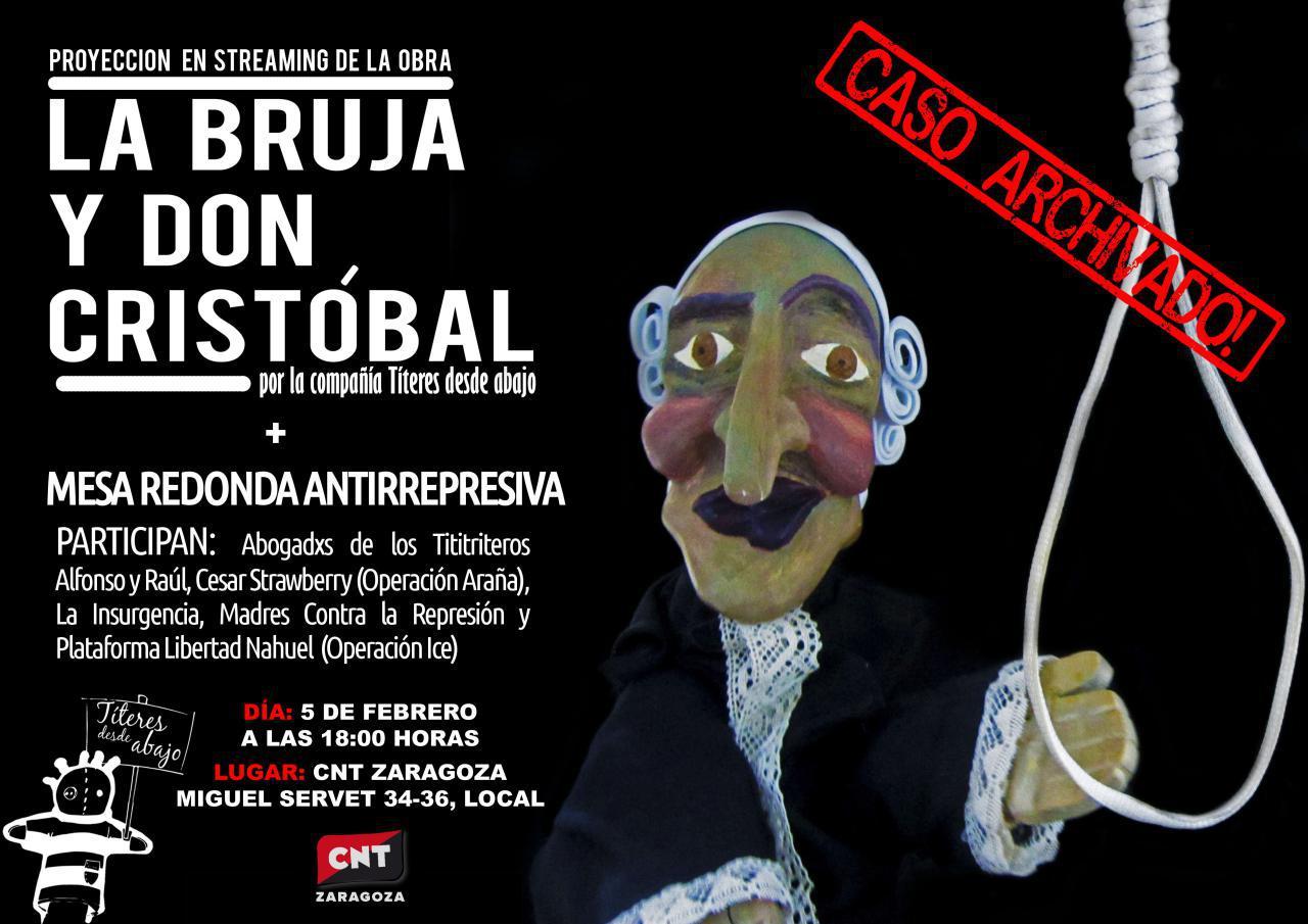 CNT_Zaragoza_titiriteros