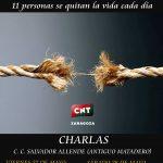 """[CNT-Zaragoza] Charlas: """"Crisis y suicidios"""" 27 y 28 de mayo"""