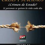 """[CNT-Zaragoza] Crónica charlas """"crisis y suicidios"""""""