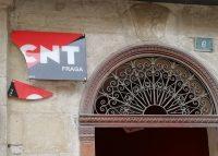 El local de la CNT de Fraga sufre una agresión