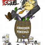 [Logroño] Denuncia y campaña contra el Convenio Colectivo de Industrias Vinícolas y Alcoholeras de La Rioja