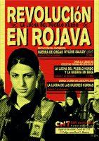 [CNT-Huesca] Jornadas de apoyo al pueblo Kurdo