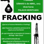 [Fraga] Fracking, Jornada Informativa, sábado 6 de abril