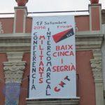 Celebrada en Fraga la 1ª Conferencia de Militantes Intercomarcal  de la CNT del Baix Cinca y Segrià