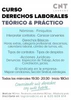 [CNT-Logroño] Curso Formación Derechos Laborales