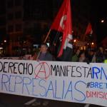 [CNT Logroño] Cronica de la manifestación de solidaridad con los detenidos el 14N