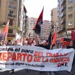 [CNT-Zaragoza] Crónica de la manifestación contra el paro y el rescate a la banca