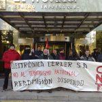 [CNT-Zaragoza] Contra la connivencia de Inspección de Trabajo con Electrónica Cerler