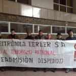[CNT-Zaragoza] Continúa el conflicto con Electrónica Cerler