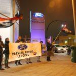 [CNT-Aragón-Rioja] Acciones solidarias en Ford
