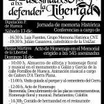 [CNT-Huesca] Homenaje a los/as 545 antifascistas fusilados entre 1936-1945
