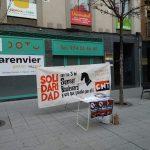 [CNT-Huesca] Salimos a la calle : Hostelería en Lucha & Sunset Boulevard.