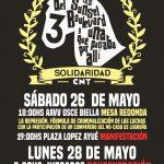 [CNT-Huesca] Solidadaridad con lxs 3 del Sunset Boulervard y una que pasaba por allí
