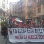 CNT reclama el protagonismo de la clase trabajadora este 1 de mayo