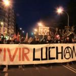 [Logroño] Crónica Manifestación 22 de Febrero