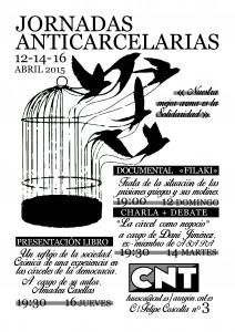 Jornadas anticarcelarias2015