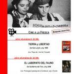 Jornadas Culturales y Libertarias, Fraga 2016
