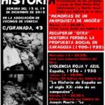 [Zaragoza] Jornadas La Otra Historia