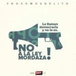 """[CNT-Zaragoza] Manifestación contra la """"Ley Mordaza"""""""