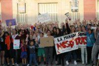 """Sobre la sentencia a los violadores de """"la manada"""": #HermanaNoEstásSola"""