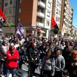 [CNT Logroño] Crónica del 1º de Mayo en Logroño