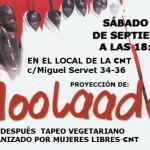 [CNT-Zaragoza] Proyección de cine y debate de Mujeres Libres