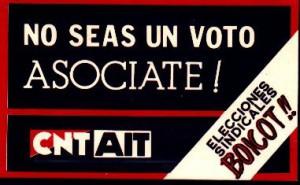 No seas un voto, asociate