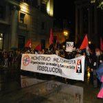 [CNT-Zaragoza] Crónica de la manifestación anti-OTAN: Stoltenberg, GO HOME!!