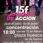[CNT-Zaragoza] 15-F Que el Paro no te pare!