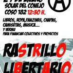 [Zaragoza] Rastrillo Libertario