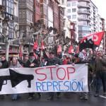 [CNT Logroño] Crónica de la jornada solidaria con los detenidos del 14N