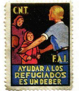 Sello CNT-FAI