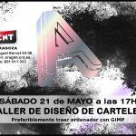 [CNT-Zaragoza] Taller de iniciación al diseño de carteles con Gimp