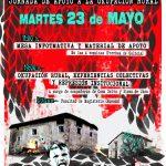 [CNT-Huesca]23 de mayo: Jornada de apoyo a la okupación rural