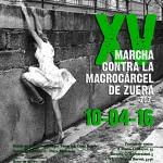 [CNT-Zaragoza] XV Marcha a la macrocárcel de Zuera