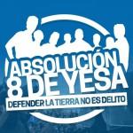 CNT exige la absolución de los 8 de Yesa