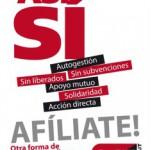 [CNT-Teruel] Se crea sección sindical en FERROSER (instalaciones deportivas municipales de Teruel)