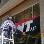 [CNT-Zaragoza] Desalojada la CNT de Zaragoza del local en Andrés Gúrpide
