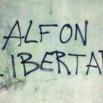 CNT exige la absolución de Alfon