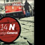 [CNT-Huesca] [CNT-Fraga] 14 N: Convocatoria de huelga general