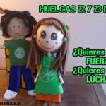 [CNT-Teruel] A la huelga en enseñanza el 22 y 23