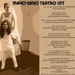 [Logroño] Programación mayo-junio del Teatro CNT