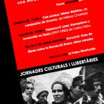 Jornadas Culturales y Libertarias, CNT Fraga